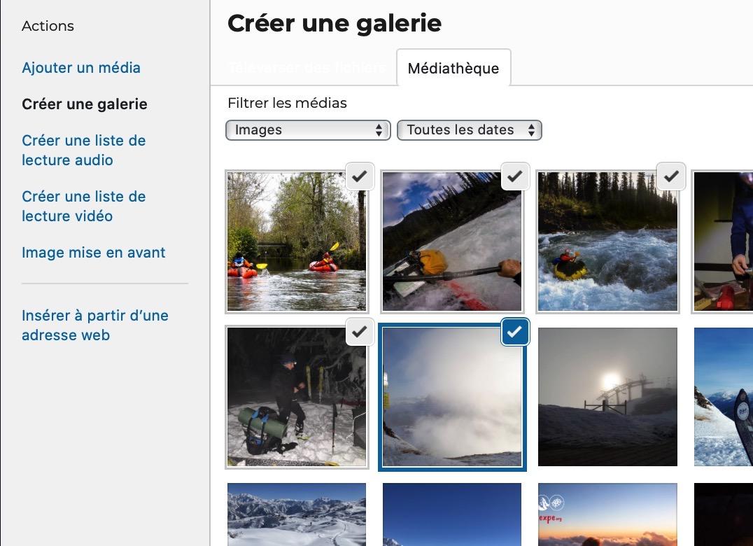 creer_une_galerie