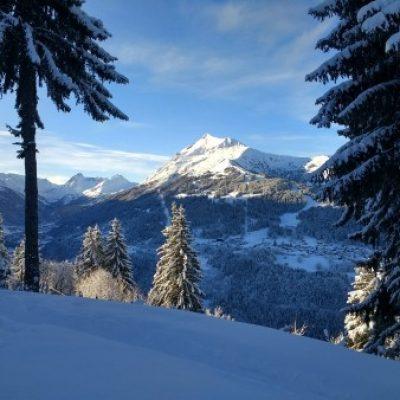 Logo de l'Expé Ski rando impro en STOP