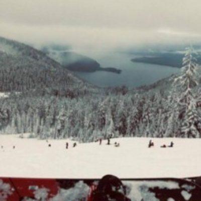 Logo de l'Expé Ski de Rando en Colombie Britannique