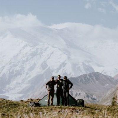 Logo de l'Expé Ouzbékistan – Tadjikistan – Pic Lénine – AOÛT 2019