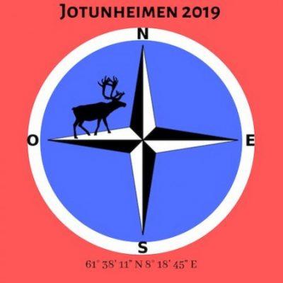 Logo de l'Expé Raid Passeport Jotunheimen