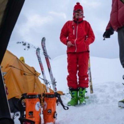 Logo de l'Expé Premier ski de la saison à Andermatt
