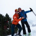 Logo de l'Expé Ski de rando à Livigno (Italie)