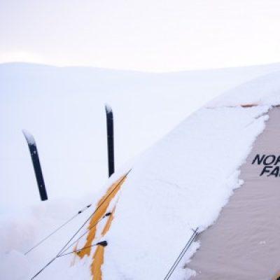 Logo de l'Expé Petit Camping hivernal