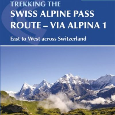 Logo de l'Expé Trekking en semi-autonomie en Suisse (et alpinisme si affinité)