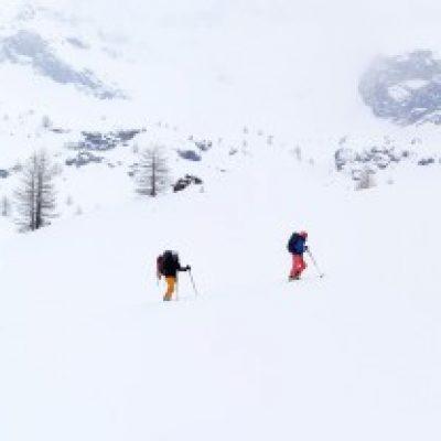 Logo de l'Expé Initiation au ski de rando en autonomie