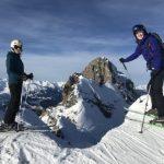 Logo de l'Expé Ski de randonnée et Bivouac Hivernal