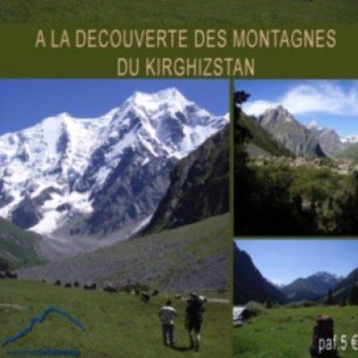 Logo de l'Expé Kirghizstan 2007