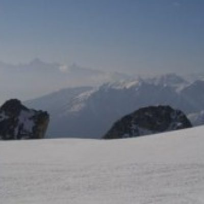 Logo de l'Expé Initiation Glacier 2009
