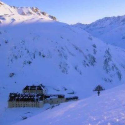 Logo de l'Expé Ski et Chant Sacré 12-20 mars Grand-St-Bernard