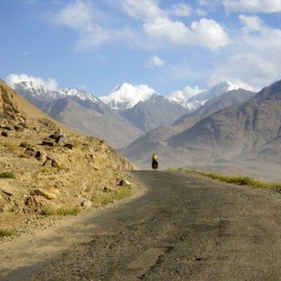 Logo de l'Expé Route du Pamir 2010