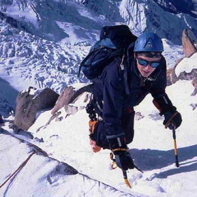 Logo de l'Expé Cascade de glace et ski de rando à Chamonix 2004